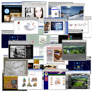 Websites Graphics and Branding