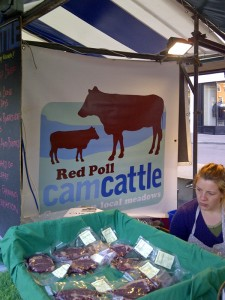 Red Poll Stall