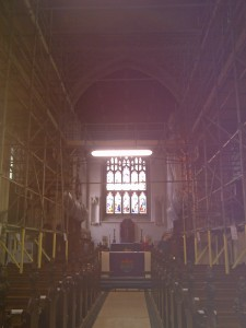 Great St Mary's Renovation