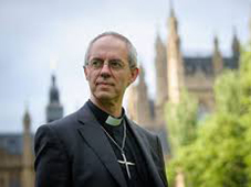 105th Archbishop of Canterbury
